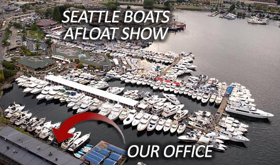OTY location near boats afloat show