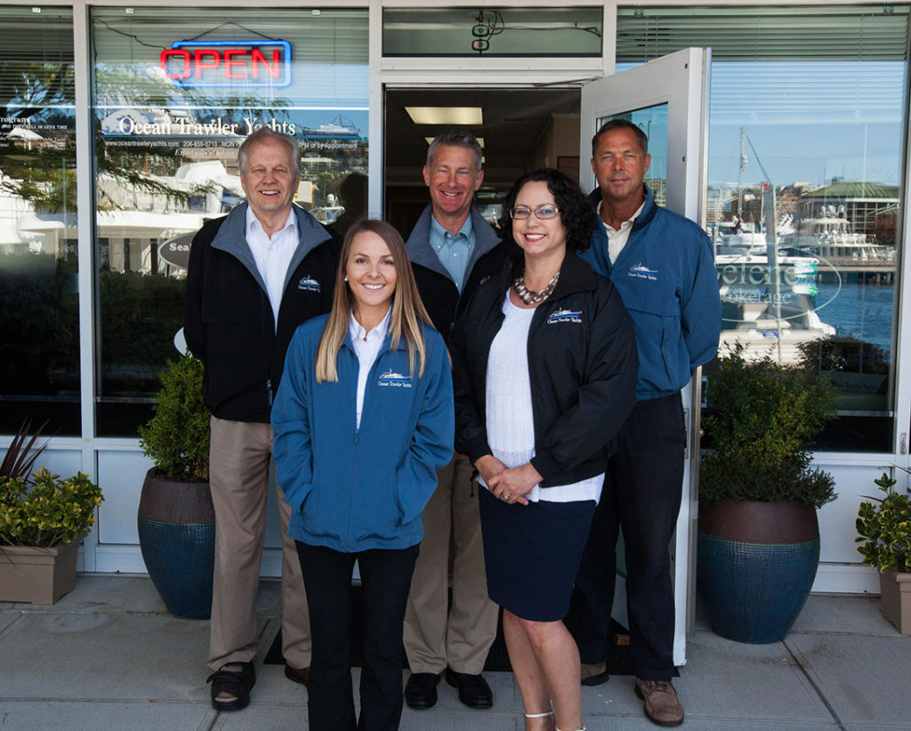 Our Team of Seattle Yacht Brokers