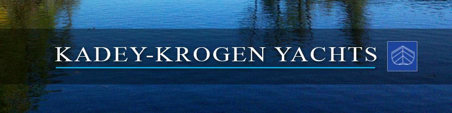 Kadey-Krogen Yachts