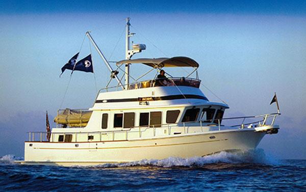 Selene 40 Trawler Yacht