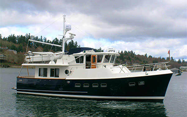 Selene 43 Trawler Yacht Full Specification | Ocean Trawler Yachts