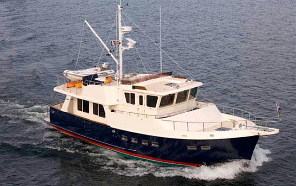 Selene 48 Trawler Yacht