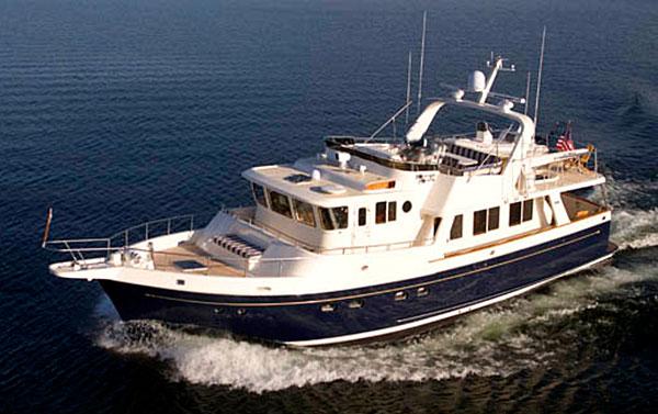 Selene 57 Trawler Yacht Full Specification | Ocean Trawler ...