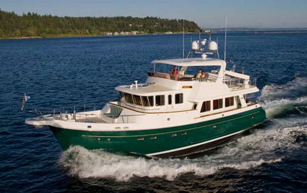 Selene 59 Trawler Yacht