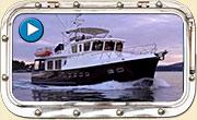 Selene Trawler Yacht 47 Video