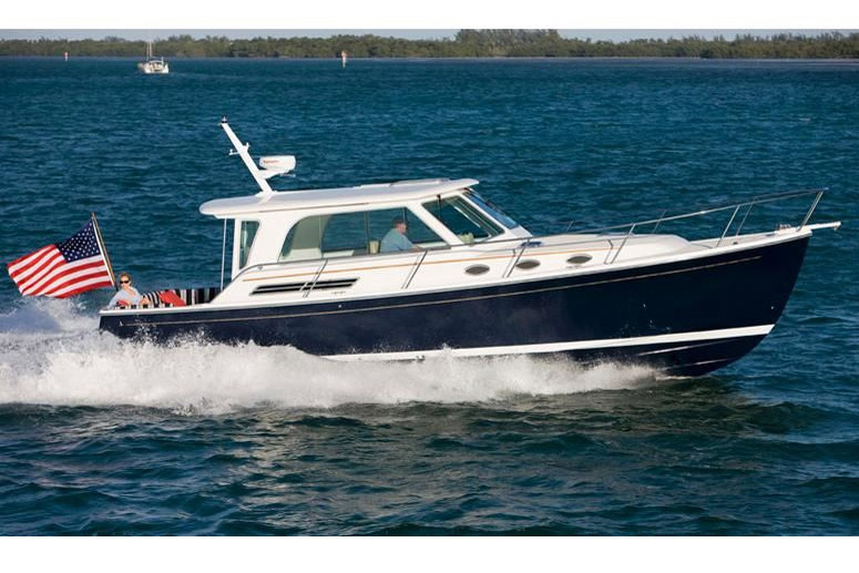 Back Cove 37 Yacht for Sale