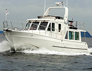 North Pacific Yacht for Sale