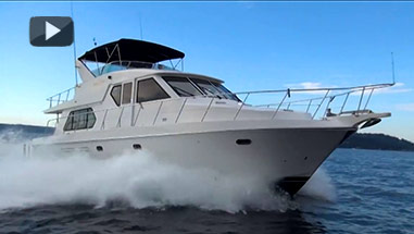 2000 Grand Harbour 60 Golden Hawk