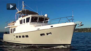 2000 Selene 43 Sea Badger