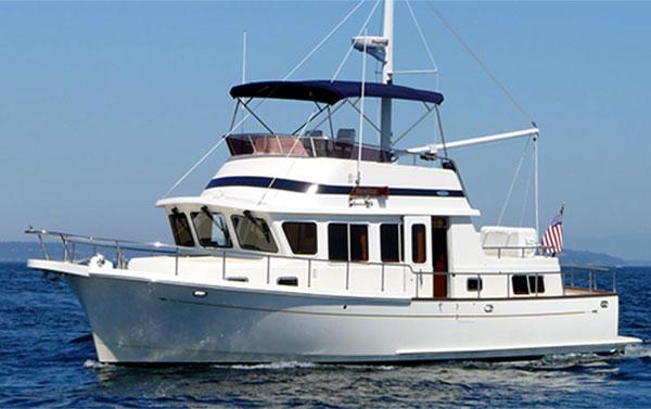 Selene 36 Trawler Yacht