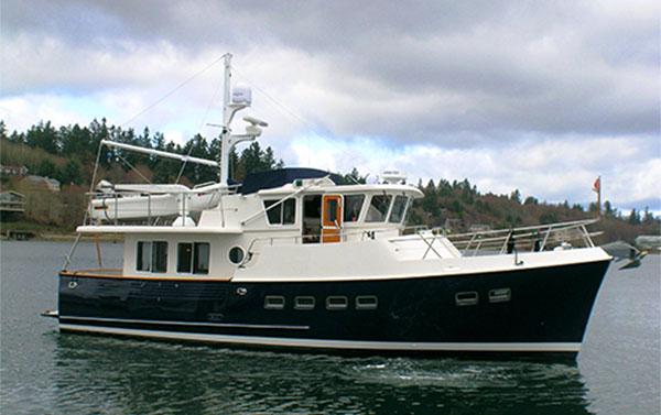 Selene 43 Trawler Yacht