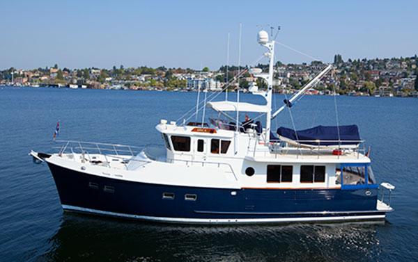 Selene 47 Trawler Yacht