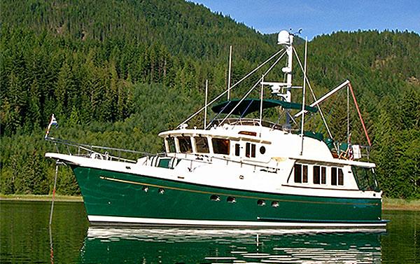 Selene 50 Trawler Yacht