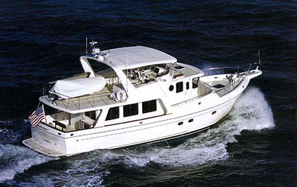 Selene 53 Trawler Yacht