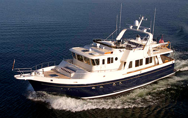 Selene 57 trawler yacht full specification ocean trawler for Garden design trawler boat