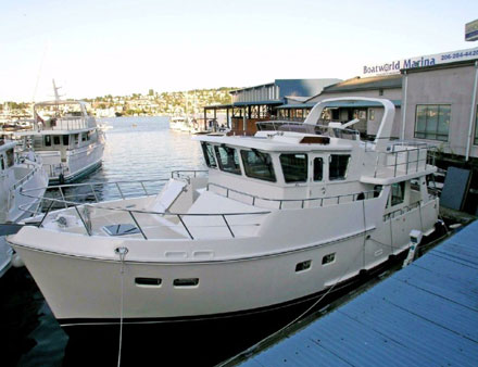 Selene Trawler Yacht For Sale