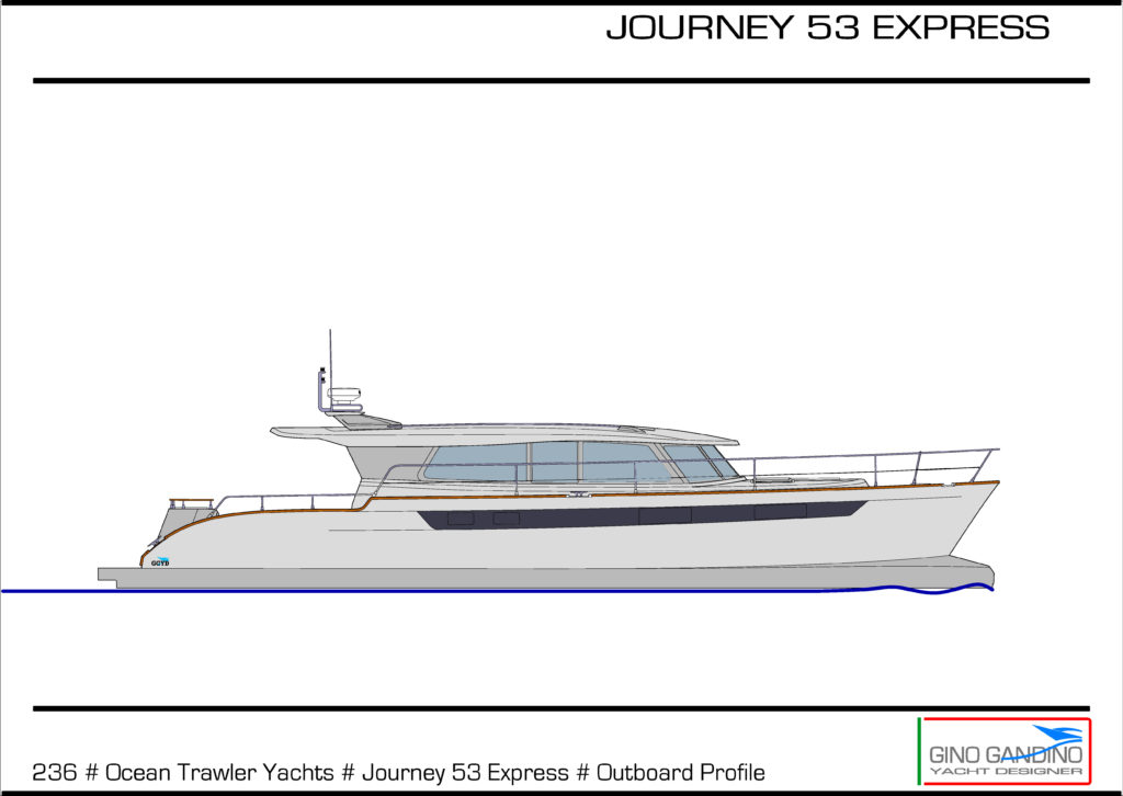 Journey Catamarans LRC | Ocean Trawler Yachts