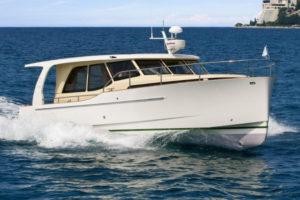 Greenline Yacht Hybrid 33