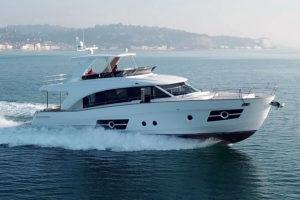 Greenline Yacht Hybrid 65