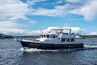 Selene Trawler Yacht 57