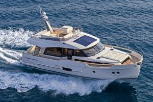 Greenline Yacht Hybrid 48